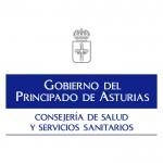 Logotipo Consejería de Salud de Asturias
