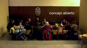Frame documental Concejo abierto