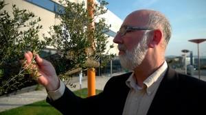 David frente a Goliat: biólogo