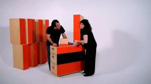 Frame audiovisual El secreto de la colmena