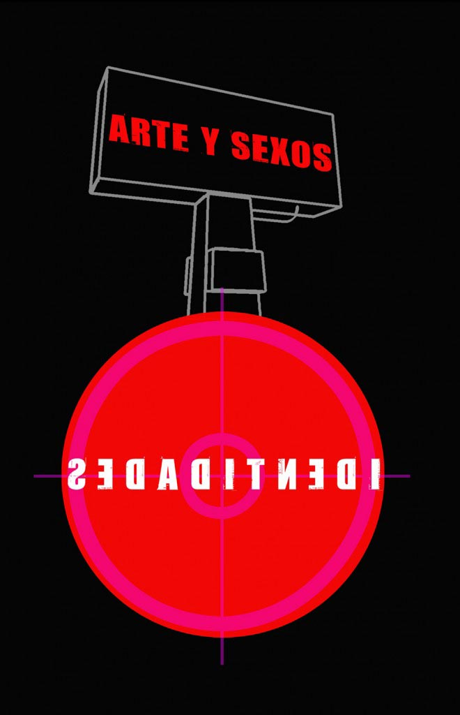 Identidades. Arte y sexos2: cartel