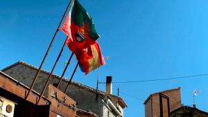 Concejo Abierto: banderas