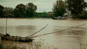 Ruta Keicho: río