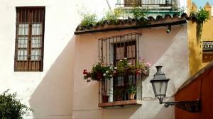 Ruta Keicho: detalle balcón