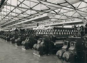 Bejaranas en Alemania: fábrica