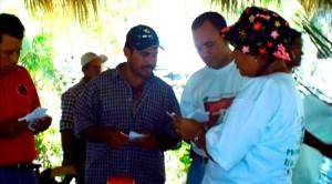 Previniendo el SIDA: charla