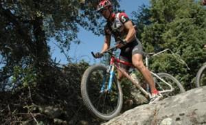 Raid Talavera: ciclista