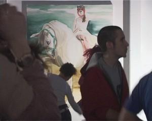 The Shaman Horse. performance