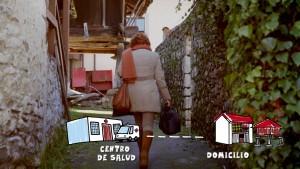 Poblaciones Sanas: caminando