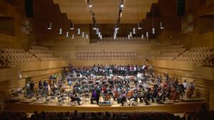 Música en las manos: orquesta
