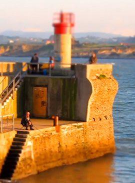 Observatorio Salud Asturias: espigón