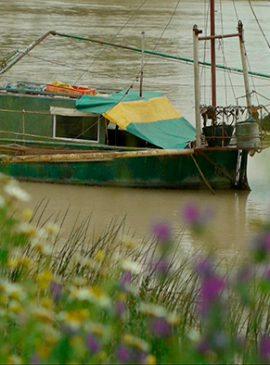 Ruta Keicho: barca