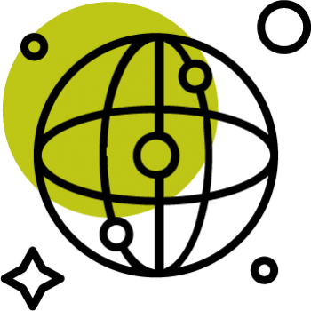 Icono Área Coooperación internacional