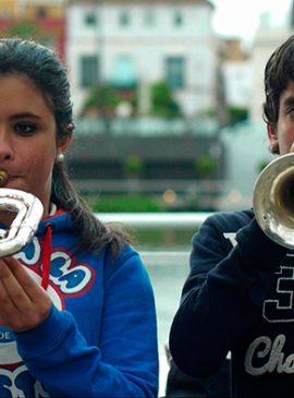 Ruta Keicho: trompeta