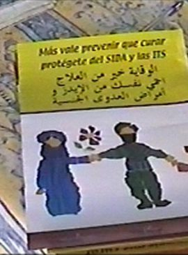 Compromiso con la salud: cartel